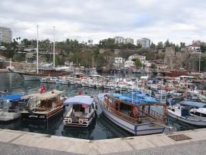 Antalya - Transport