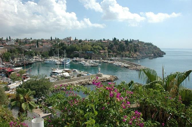 Die Top 5 Sehenswürdigkeiten in Antalya